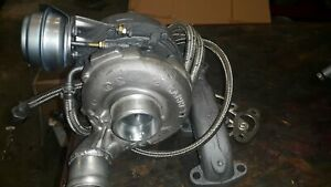 Turbo GTB2060vklr for 1.9 TDI and 2.0 TDI for 300+ HP