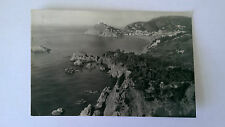 Tossa Costa Brava Spain Vintage B&W postcard c1959
