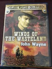Winds of the Wasteland DVd with John Wayne