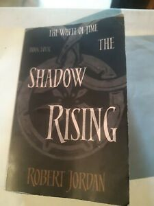 The Shadow Rising: Book 4 of the Wheel of Time by Jordan, Robert Book The Cheap