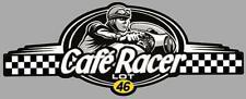 Dept 46  LOT - CAFE RACER  bretagne logo sticker