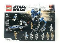 LEGO Star Wars 75280 501st Legion Clone Troopers Battle Pack & Droids NEW Sealed