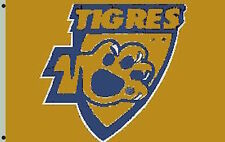 Bandera Club Tigres UANL Flag Futbol Soccer 3' X 5' Feet/Pies Liga MX