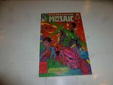 GREEN LANTERN MOSAIC Comic - No 1 - Date 06/1992 - DC Comic