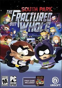 South Park: The Fractured but Whole  PC Windows NEW!