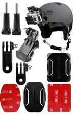 Helmet Front Mount kit for GOPRO HERO 7 6 5 4 + 3/sjcam/xiaomi yi/5 4 3 session