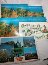 New listing Vintage 6 G.R.Saunders Placemats Nova Scotia Canada