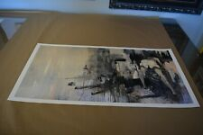 Ashley Wood - Midnight Surgery Print  - Signed and Numbered out of 50