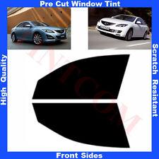 Pre Cut Window Tint Mazda 6 Saloon 4 Doors 2008- 2012 Front Sides Any Shade