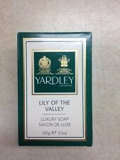 Yardley Lily Of The Valley Luxury Soap (100g) (3.5 oz.)