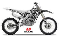 2002 2003 2004 HONDA CRF 450R GRAPHICS KIT CRF450 R DECALS MOTOCROSS STICKERS