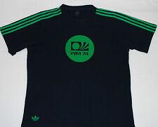 WEST GERMANY 74 ADIDAS ORIGINALS FOOTBALL SHIRT (SIZE L)