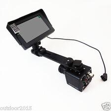 DIY Night Vision Scope for Riflescope w Display Screen + 3W 850nm IR illuminator