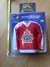 Hockey Mini Jersey TEAM CANADA 1979 Brand New Sealed