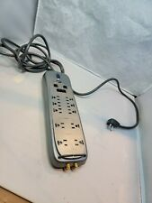 Power Sentry Home Theater 10-Outlet Surge Protector