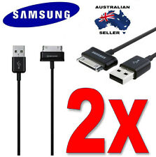 2 x Genuine Samsung Galaxy Tab 2 7.0 10.1 Inch Tablet USB Data Charger Cable