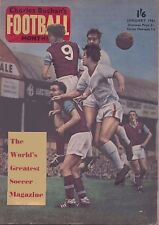 Charles Buchan's Football Monthly Magazine - January 1961