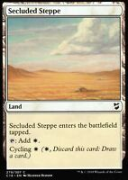 4x Secluded Steppe | NM/M | Commander 2018 | Magic MTG