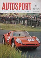 AUTOSPORT magazine 29/4/1966 Vol.32, No.17