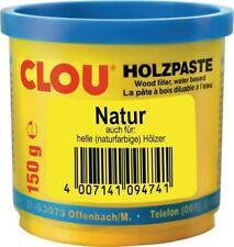 Nr 13 nussbaum dunkel 150 g 1,59€//100g CLOU Holzpaste wasserverdünnbar