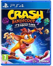 Sft PS4-Crash Bandicoot 4: que es hora de PS4 Juego Nuevo