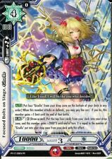 4x Focused Bolts on Stage, Giselle Luck & Logic TCG English Promo