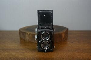 Rolleicord Camera Compur Franke & Heidecke Twin Lens Film Camera
