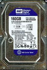 WESTERN DIGITAL IDE  160GB WD1600AAJB-00J3A0  DCM: DHNNNTJCHN