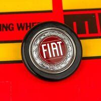 MOMO Hupenknopf Fiat 124 125 127 128 DINO 500 600 ABARTH Horn Button pulsante