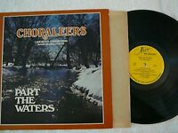 CHORALEERS, PART THE WATERS, ALIVE RECORDINGS AR 4625, VG+ LP, COVER VG+