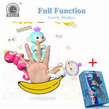 hobbies for kids. alientech finger toy baby monkey mini electronic interactive pet dolls kids gift hobbies for