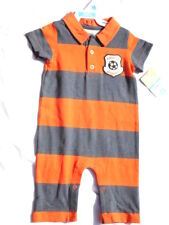 Carter's Cotton Jumpsuit Coverall Onepiece Romper 6 Months Soccer Mommy NWT