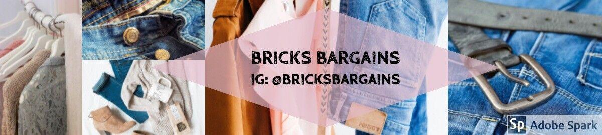 Brick's Bargains