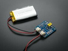 Cargador USB Liion/LITIO-v1.2 - ADAFRUIT ADA259
