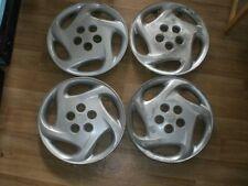 "14"" Toyota  wheel trims hub caps wheel covers, genuine, 4x, full set"