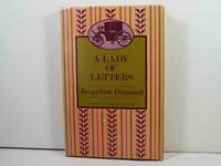 A Lady of Letters by Jacqueline Diamond Book The Fast Free Shipping