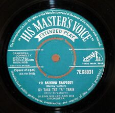 """7"""" Vinyl - THE SPIRIT IS WILLING - Glenn Miller and his Orchestra"""
