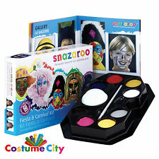 Snazaroo Face Paint Party Make Up FIESTA & CARNIVAL Face Painting Kit