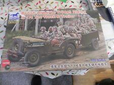 1 35 model kits new and unsued tamiya and bronco