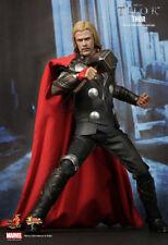 "Sideshow Hot Toys 12"" 1/6 MMS146 Thor Chris Hemsworth Figure Marvel movie"