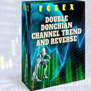 Double Donchian Channel -Trend and Reverse | Profitable Forex Trading System