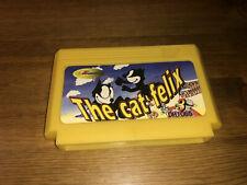 Felix the Cat (Dragon Co.) Old Famiclone / famicom Cartridge Retro Video game