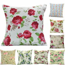 French Country 100% Cotton Decorative Cushion Covers