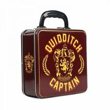 Harry Potter - Blechkoffer Brotdose Lunchbox - Quidditch Captain
