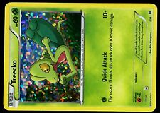 PROMO POKEMON MAC DO 2015 MCDONALD'S CARD HOLO N°  1/12 TREECKO ....(1)