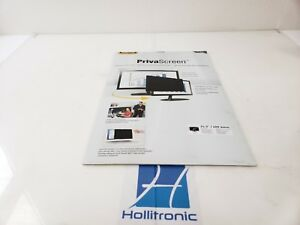 Fellowes PrivaScreen Blackout Privacy Filter for 24 inches Widescreen
