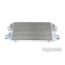 """REV9 Twin Turbo 2 In 2 Out FMIC Front mount Intercooler In/Out 2.5"""" 30x22x11"""