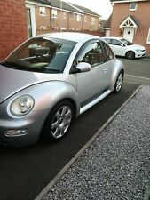 vw beetle1.8 turbo 2004