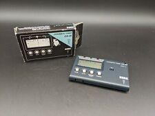 KORG CA-20 Chromatic Guitar Tuner with Original Packaging and Manual