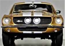 1967 Mustang Cobra Ford 1  GT 18  64 Sport Car 24 Vintage 40 Carousel Gold 12